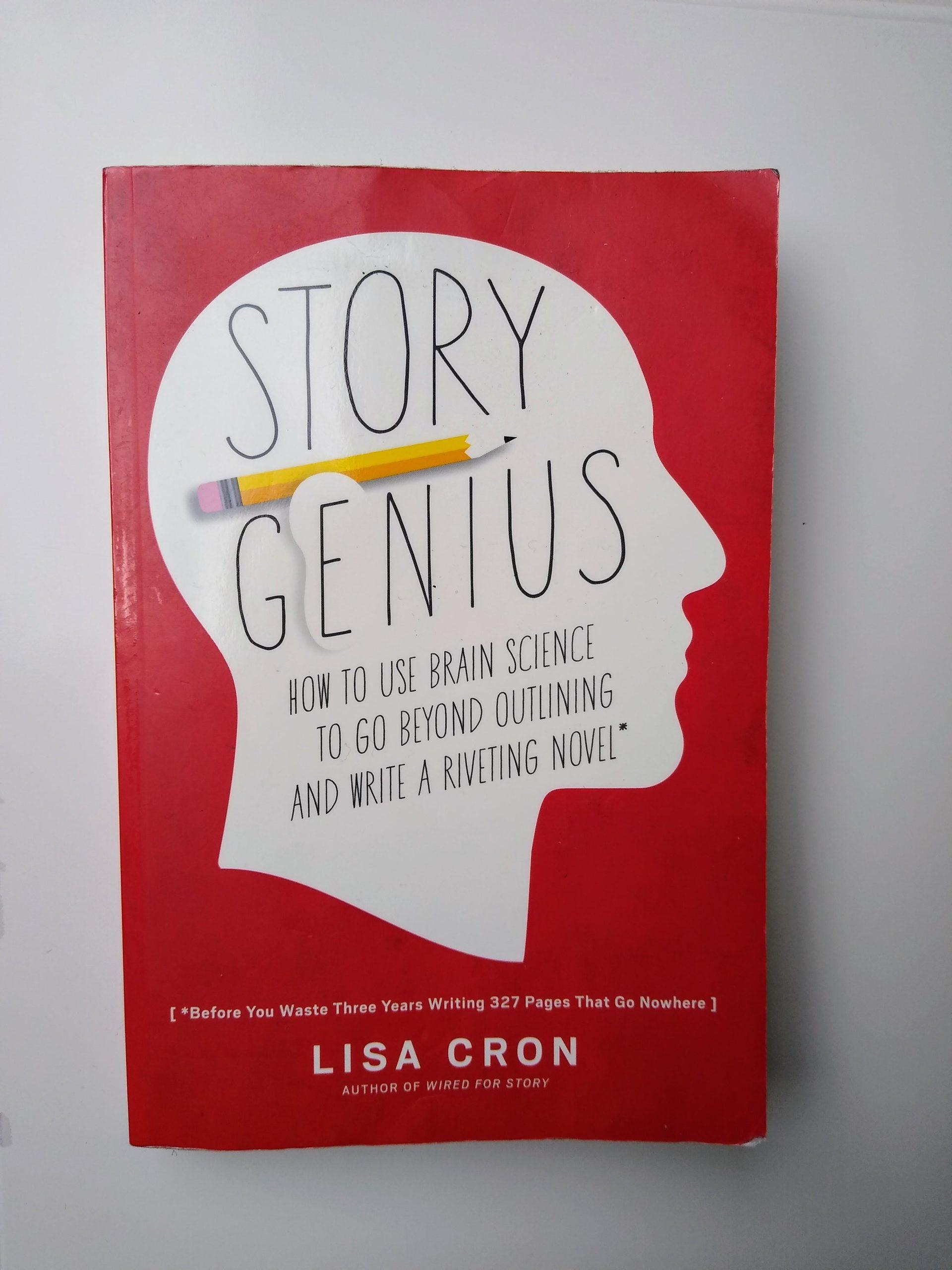 Cover Story Genius von Lisa Cron
